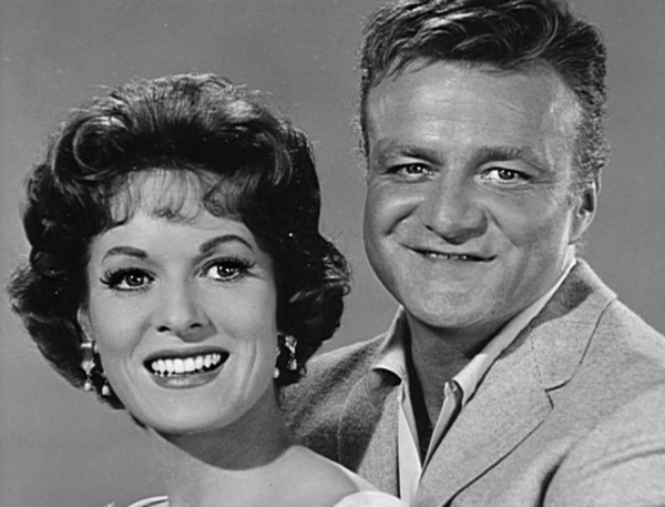 Tú a Boston y yo a California : Foto Brian Keith, Maureen O'Hara
