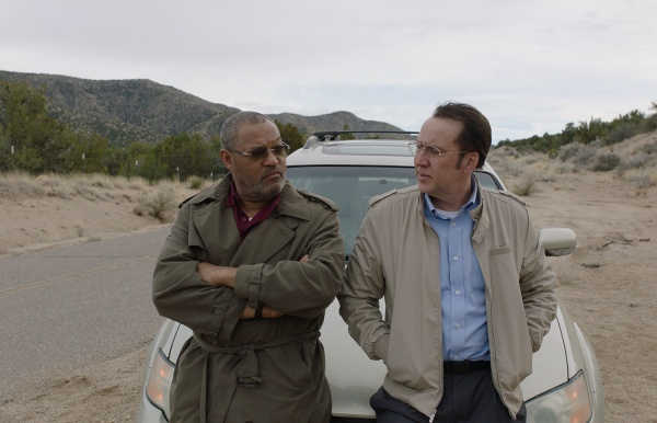 Running With The Devil : Foto Laurence Fishburne, Nicolas Cage
