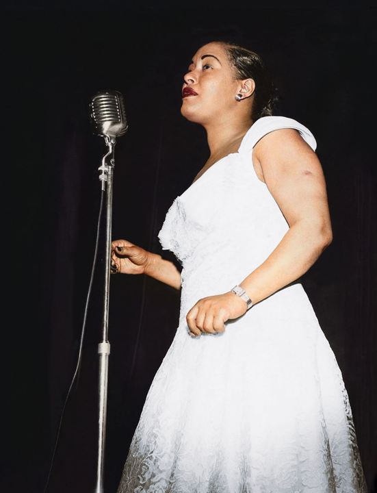 Foto Billie Holiday