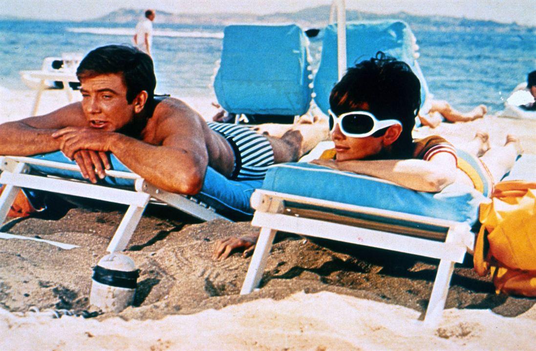 Dos en la carretera : Foto Albert Finney, Audrey Hepburn