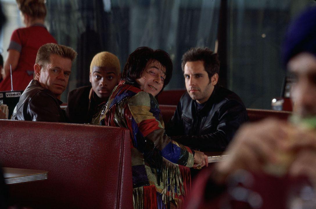 Mystery Men (Hombres misteriosos) : Foto Ben Stiller, Kel Mitchell, Paul Reubens, William H. Macy