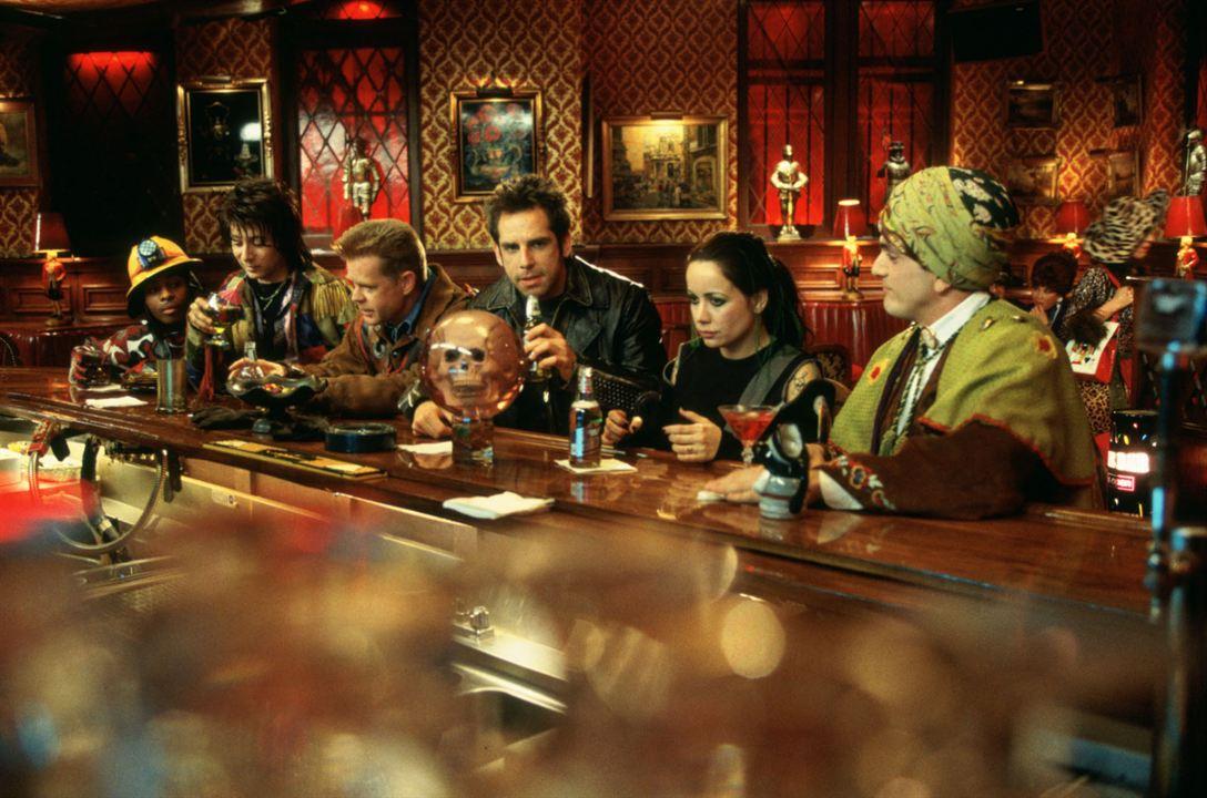 Mystery Men (Hombres misteriosos) : Foto Ben Stiller, Hank Azaria, Janeane Garofalo, Kel Mitchell, William H. Macy