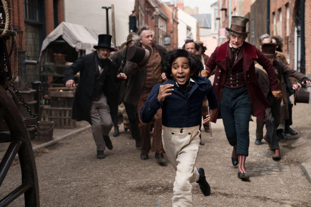La increíble historia de David Copperfield: Peter Capaldi