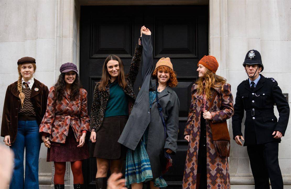 Rompiendo las normas : Foto Jessie Buckley, Keira Knightley