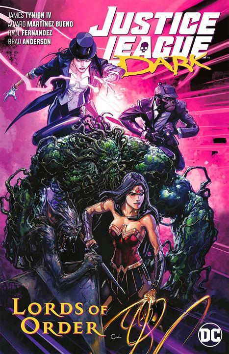 Justice League Dark : Cartel