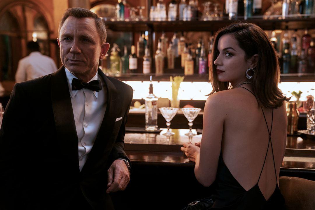 Sin tiempo para morir: Ana de Armas, Daniel Craig