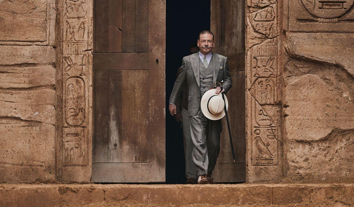 Muerte en el Nilo : Foto Kenneth Branagh