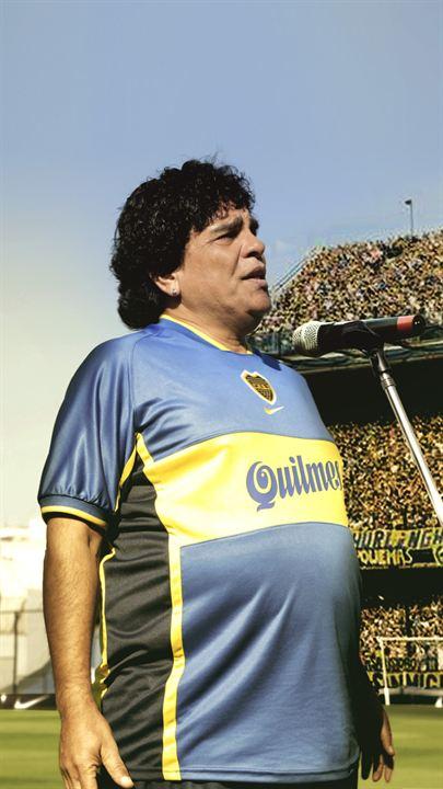 Maradona: Sueño Bendito : Foto Juan Palomino