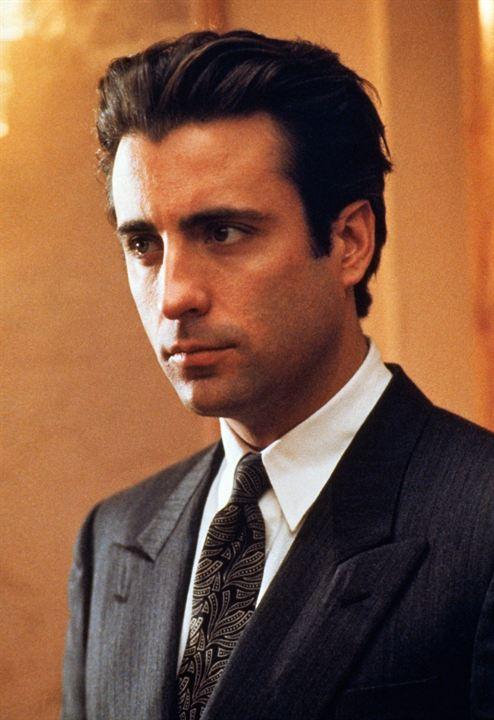 El Padrino, epílogo: La muerte de Michael Corleone : Foto Andy Garcia