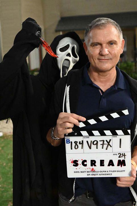 Scream: Kevin Williamson