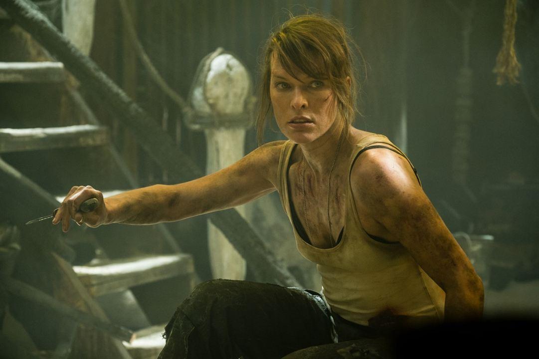 Monster Hunter: Milla Jovovich