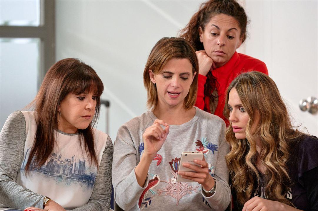 Foto Cristina Medina, Loles León, Macarena Gómez, Vanesa Romero