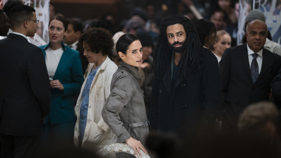 Foto Daveed Diggs, Jennifer Connelly