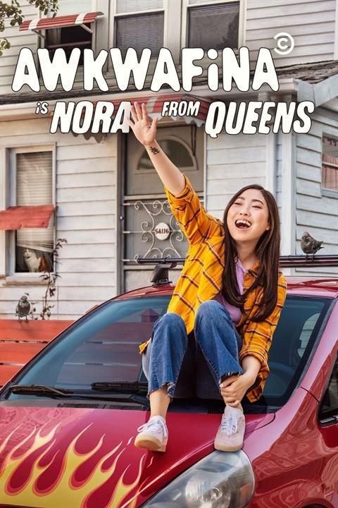 Awkwafina es Nora de Queens : Cartel