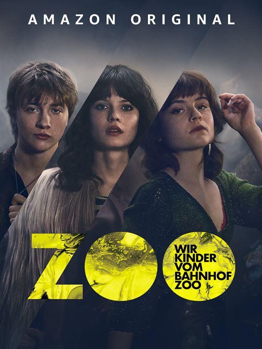 Los niños de la estación del Zoo : Cartel