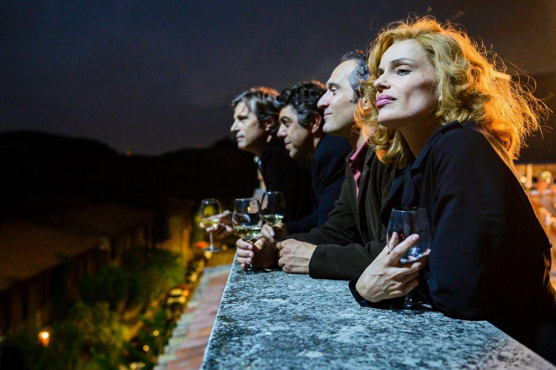 Nuestros mejores años : Foto Claudio Santamaria, Kim Rossi Stuart, Pierfrancesco Favino