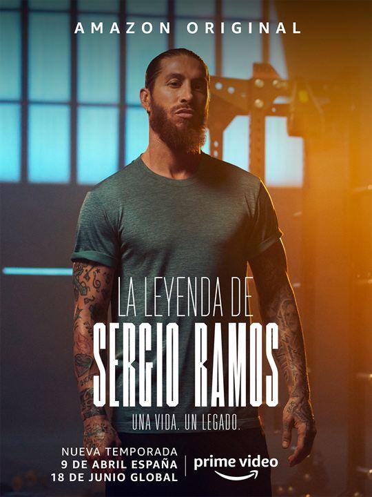 La leyenda de Sergio Ramos : Cartel