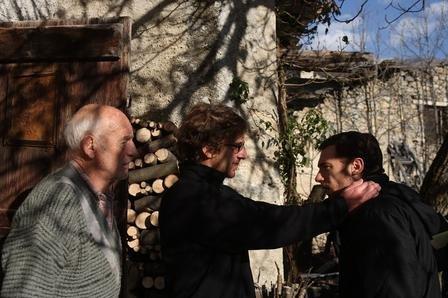 L'Ape e il vento : Foto Elio Germano, Massimiliano Camaiti, Philippe Leroy