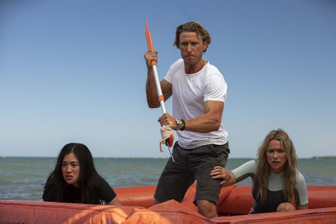 Tiburón blanco: Katrina         Bowden, Aaron         Jakubenko, Kimie         Tsukakoshi