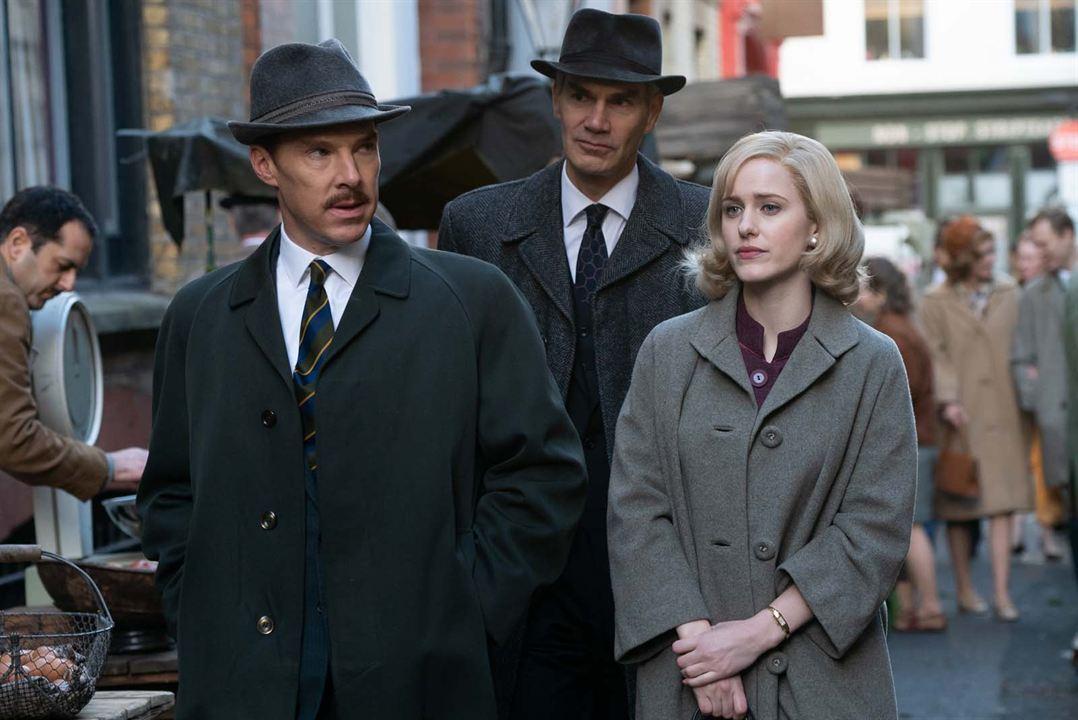 El espía inglés : Foto Benedict Cumberbatch, Rachel Brosnahan