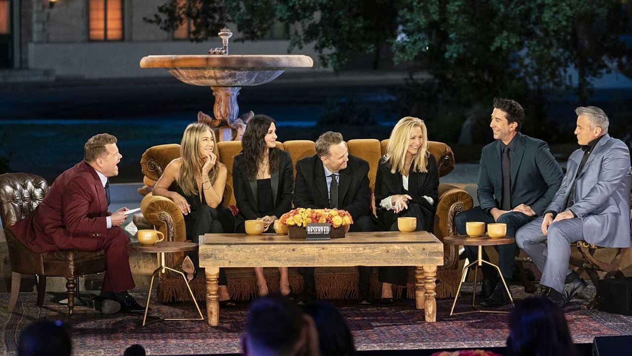 Friends: The Reunion : Foto