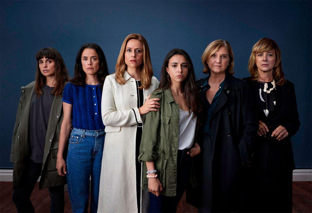Foto Ana Wagener, Emma Suárez, Itziar Ituño, Patricia López Arnaiz, Verónica Echegui