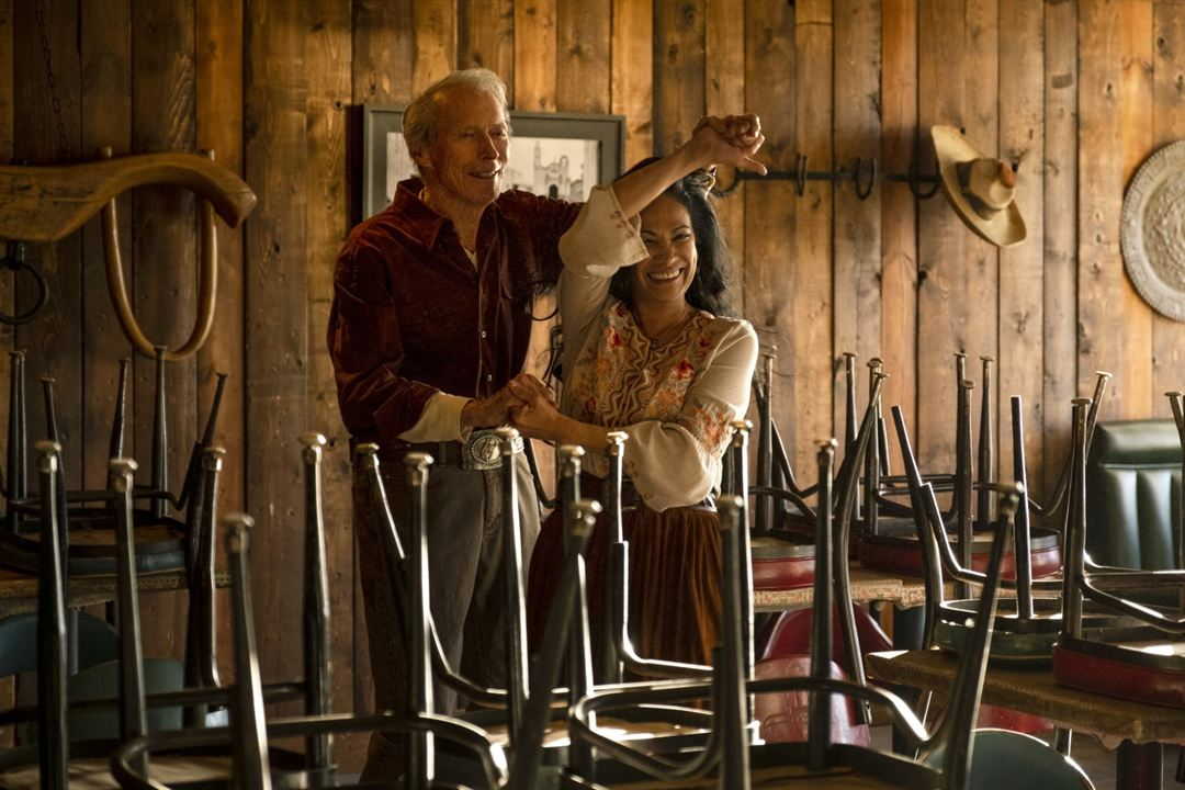 Cry Macho : Foto Clint Eastwood, Natalia Traven
