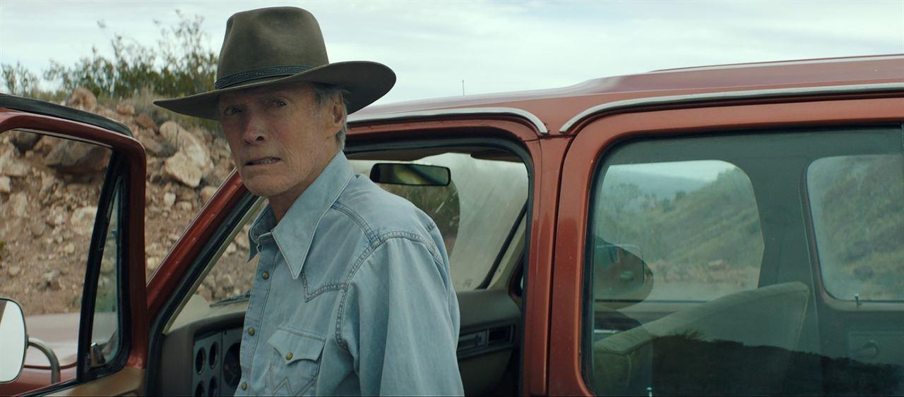 Cry Macho: Clint Eastwood