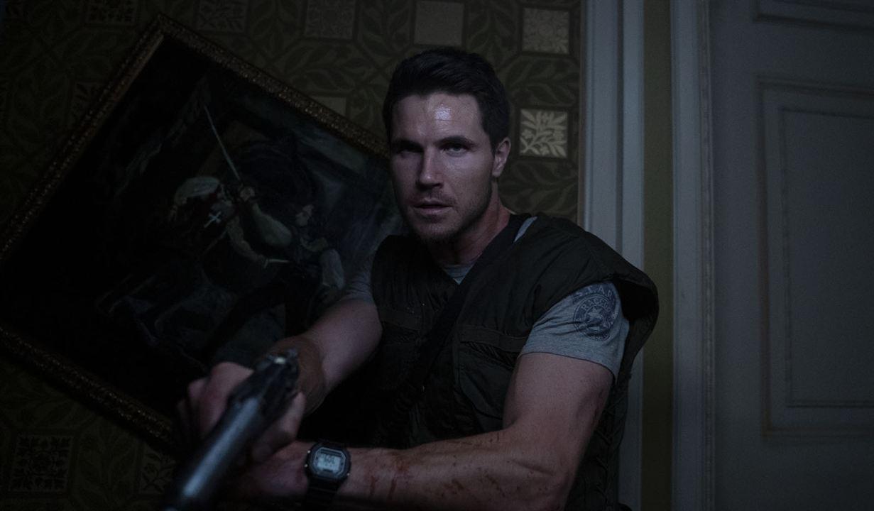 Resident Evil: Bienvenidos a Raccoon city: Robbie Amell