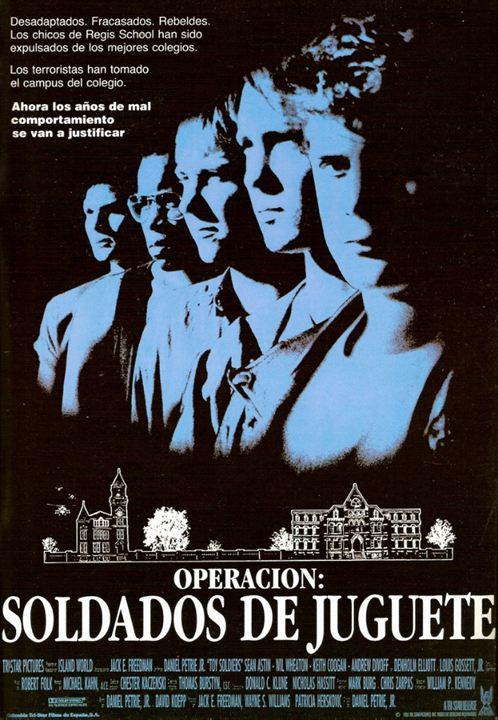 Operación: soldados de juguete