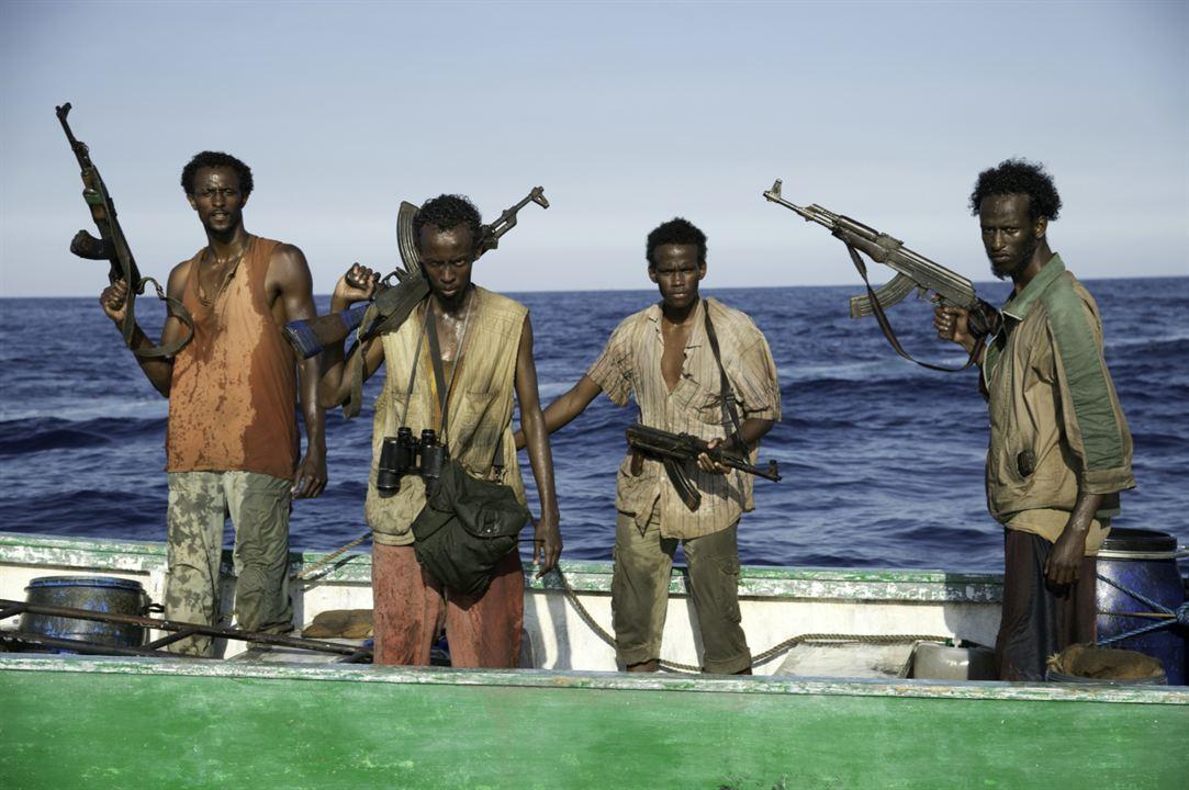 Capitán Phillips : Foto Barkhad Abdi, Barkhad Abdirahman, Mahat M. Ali