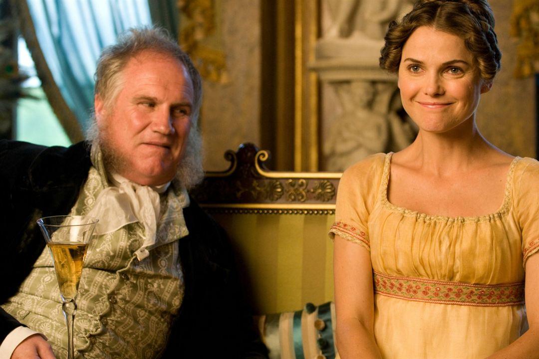 En tierra de Jane Austen : Foto Keri Russell, Rupert Vansittart