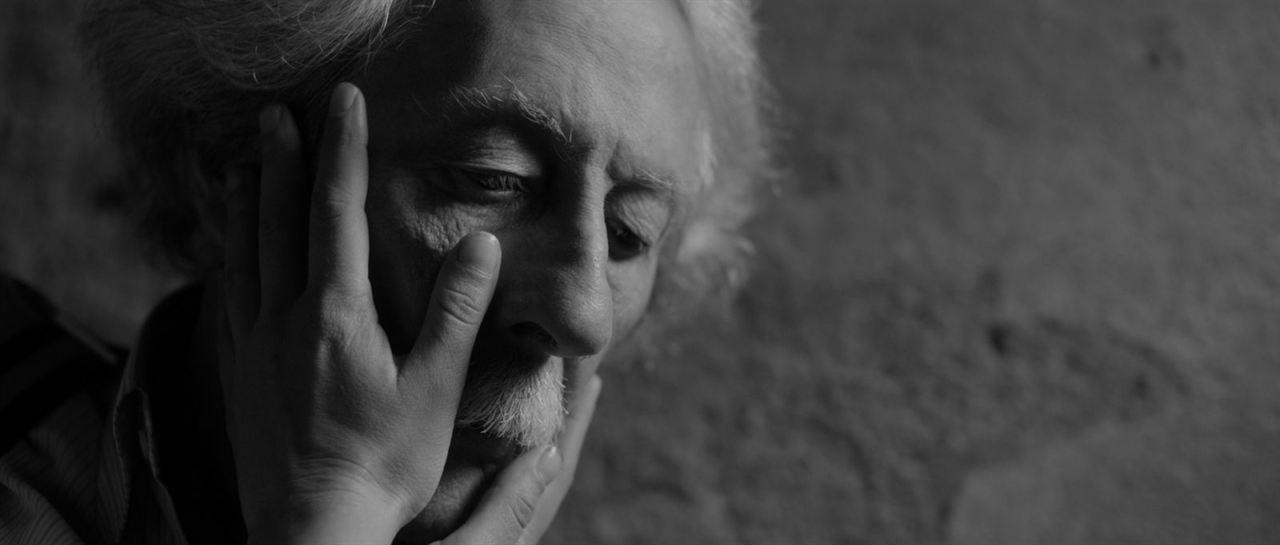 El artista y la modelo: Jean Rochefort