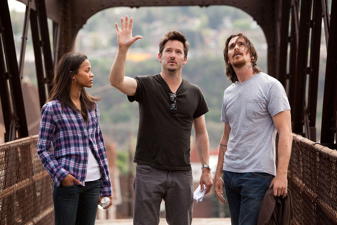 Out Of The Furnace : Foto Christian Bale, Scott Cooper, Zoe Saldana