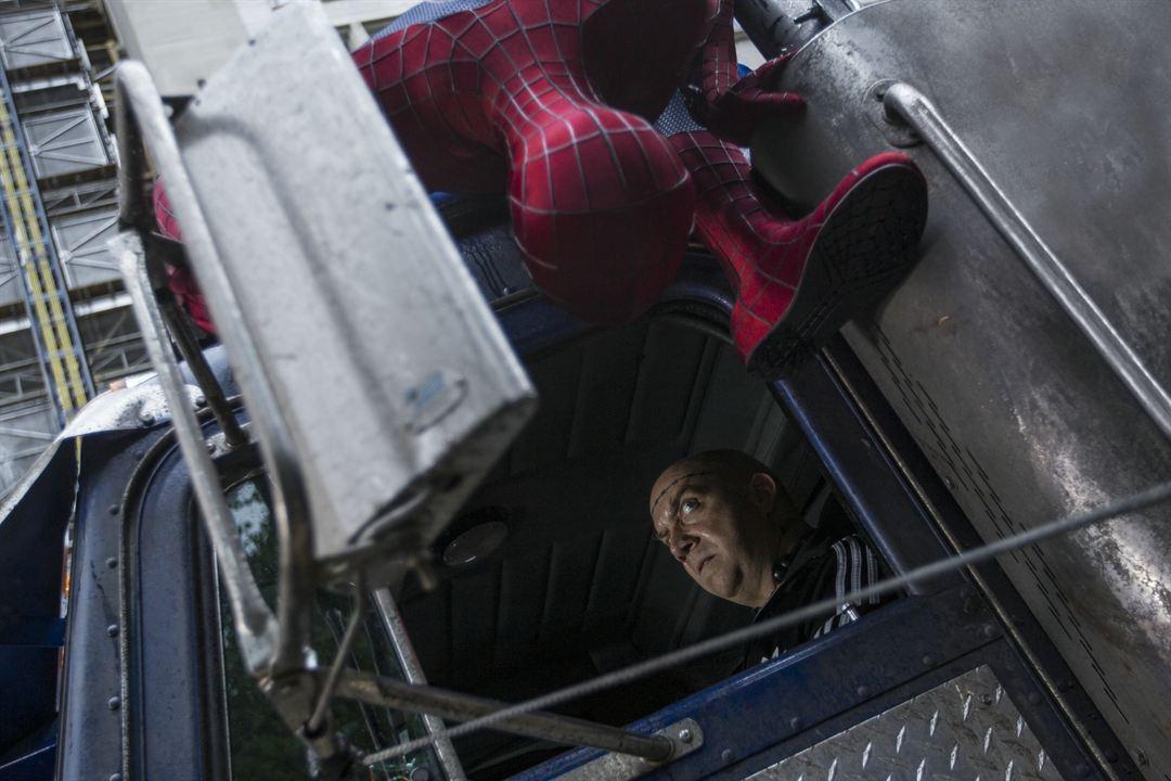 The Amazing Spider-Man 2: El poder de Electro : Foto Andrew Garfield, Paul Giamatti