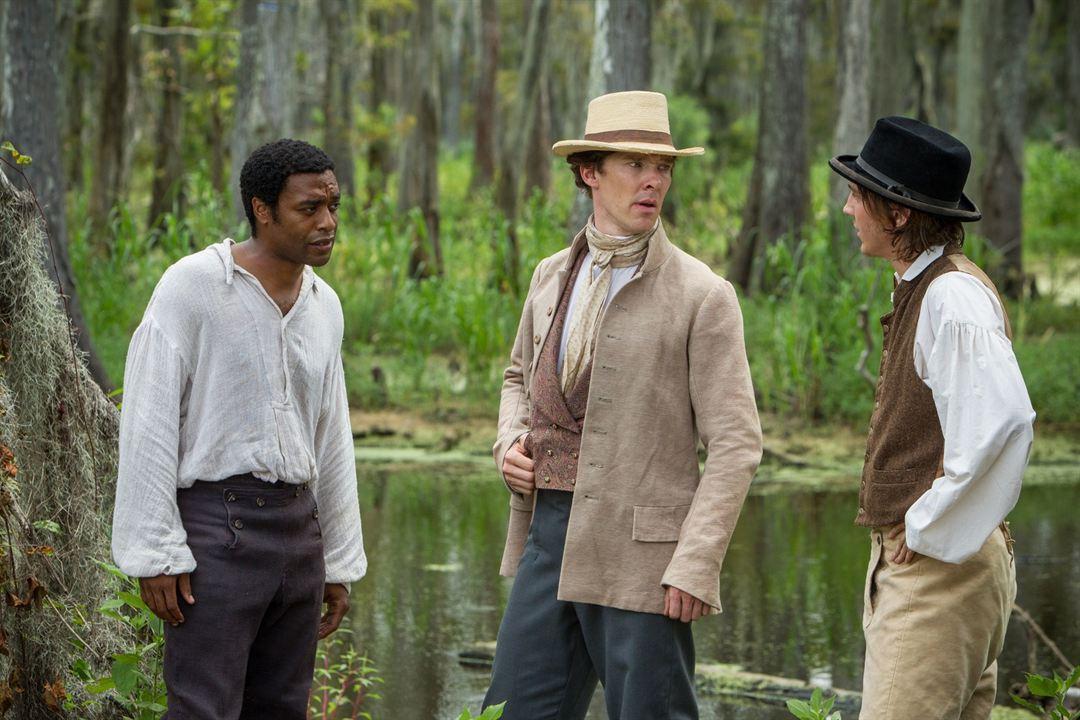 12 años de esclavitud : Foto Benedict Cumberbatch, Chiwetel Ejiofor, Paul Dano