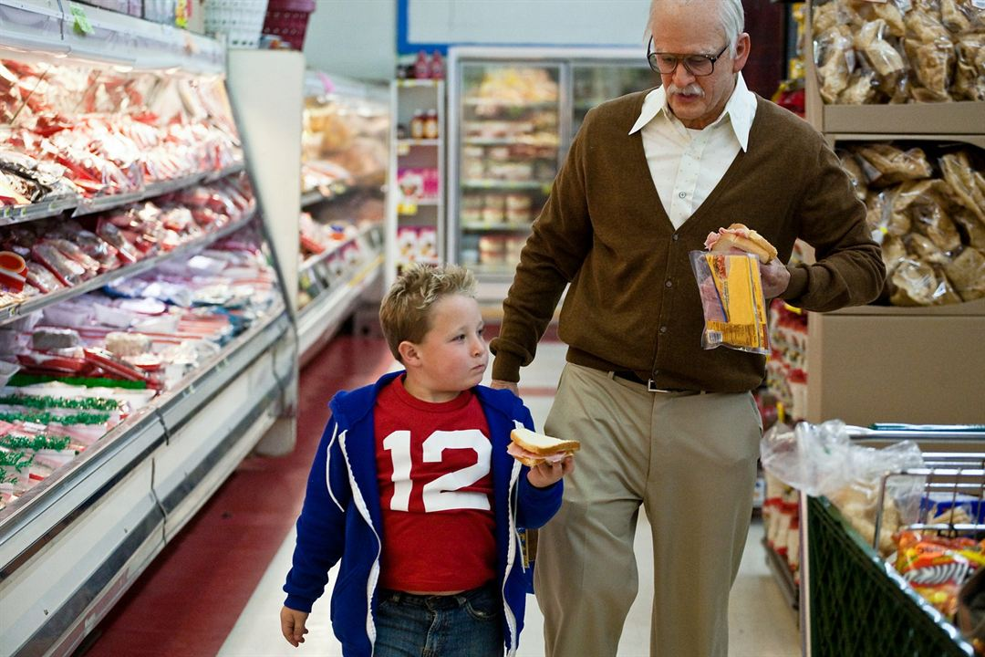 Jackass Presents: Bad Grandpa: Jackson Nicoll, Johnny Knoxville