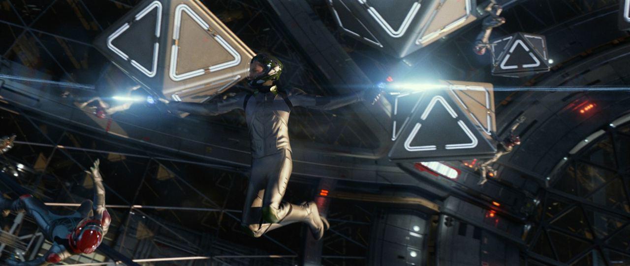 El juego de Ender : Foto Asa Butterfield
