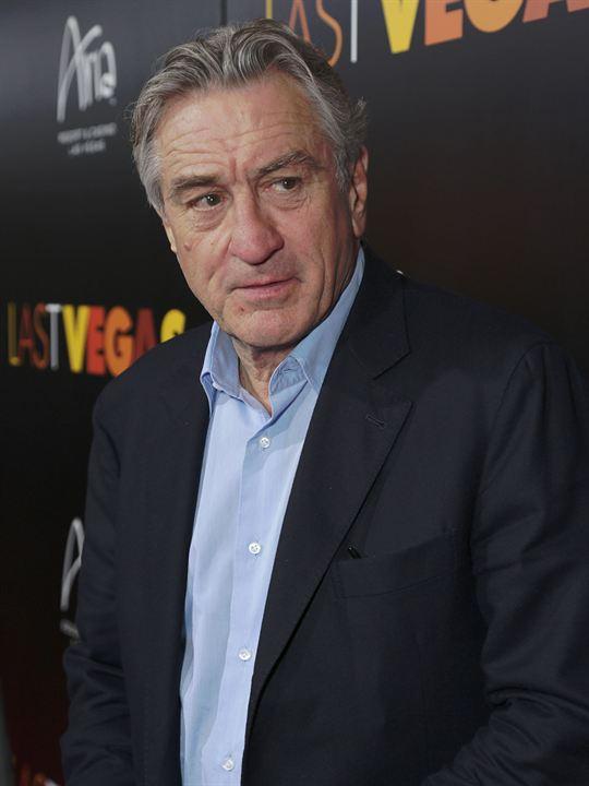 Plan en Las Vegas: Robert De Niro