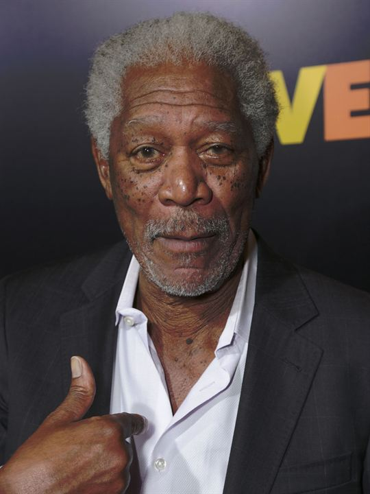 Plan en Las Vegas: Morgan Freeman