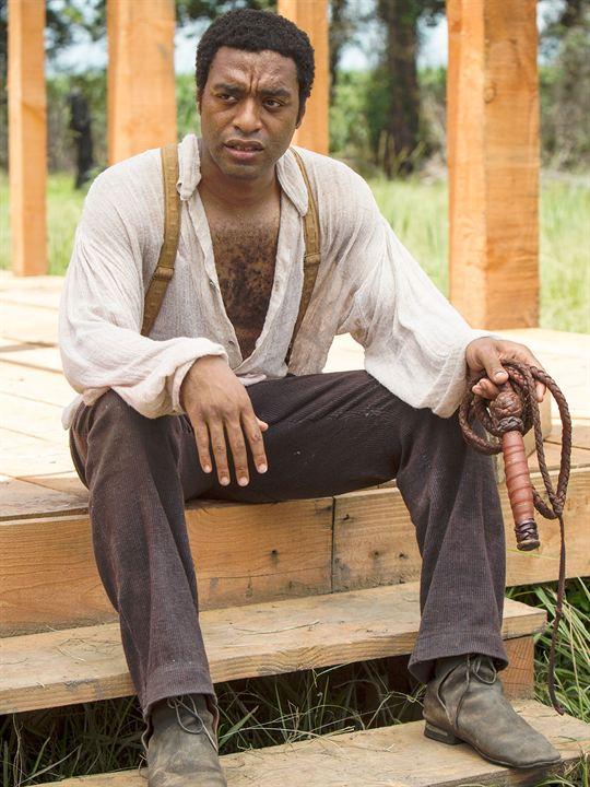 12 años de esclavitud: Chiwetel Ejiofor