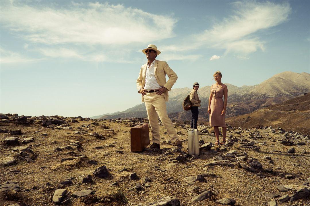 Las dos caras de enero : Foto Kirsten Dunst, Oscar Isaac, Viggo Mortensen