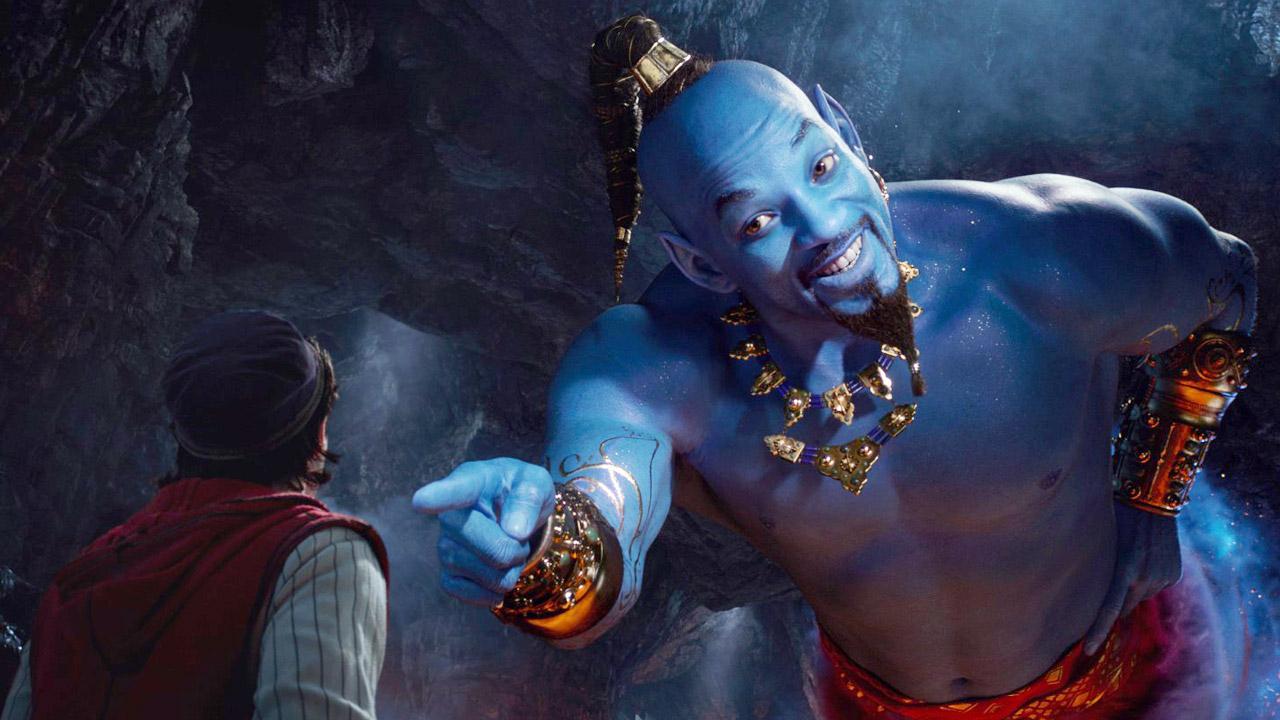 Ver Aladdin 2019 online película completa