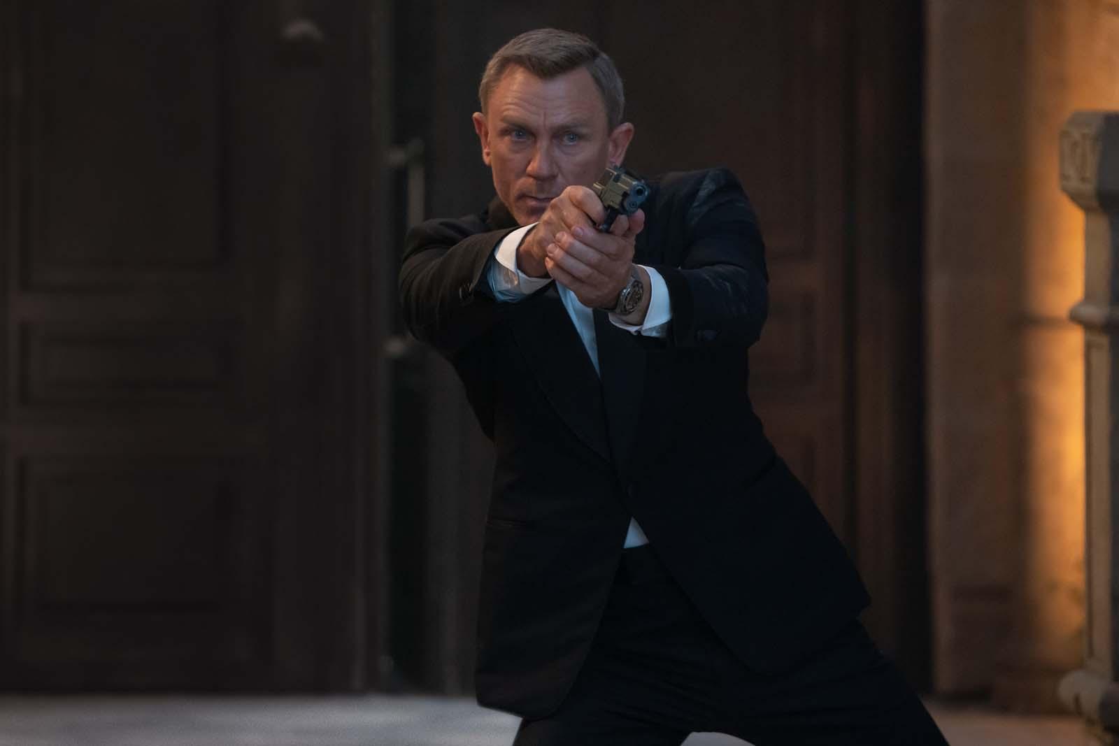Sin tiempo para morir, interpretado por Daniel Craig
