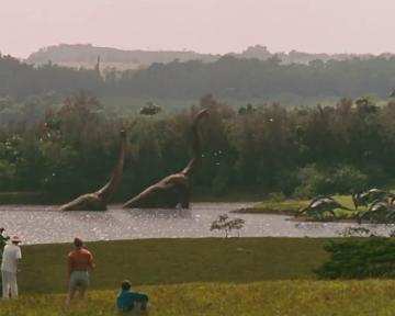 Jurassic Park (Parque Jurásico) Tráiler