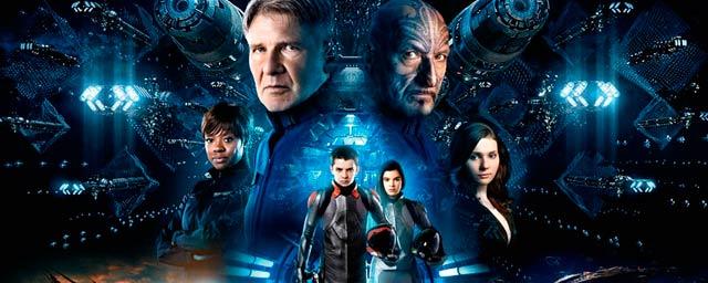 El juego de Ender dirigida por Gavin Hood