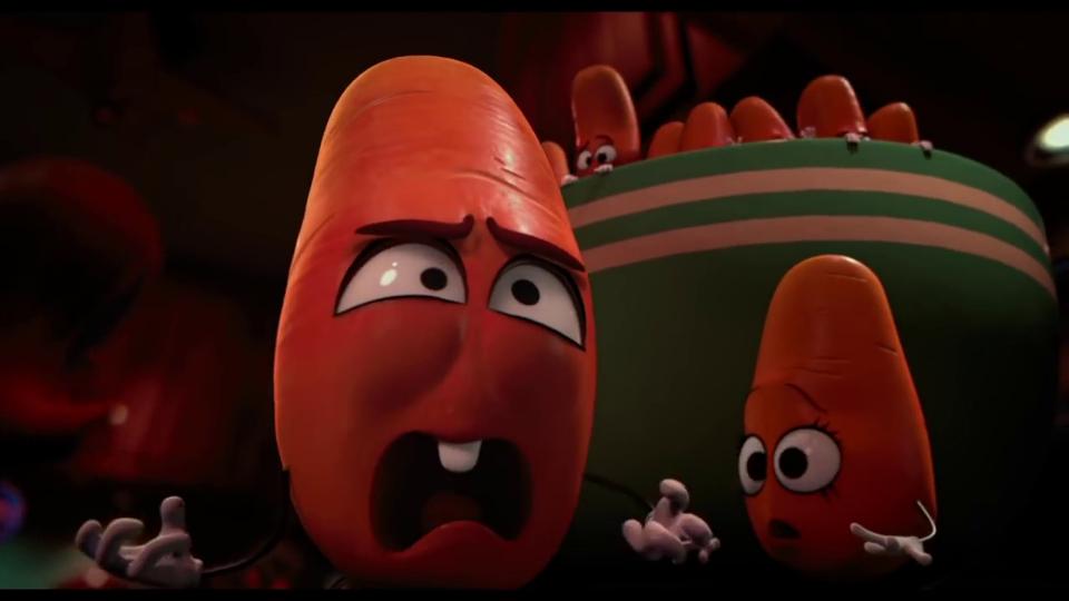 La Fiesta De Las Salchichas Trailer 2 Sensacine Com